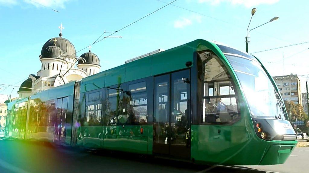 Arad Straßenbahn