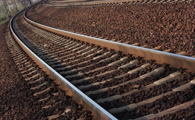 Railway track technoma