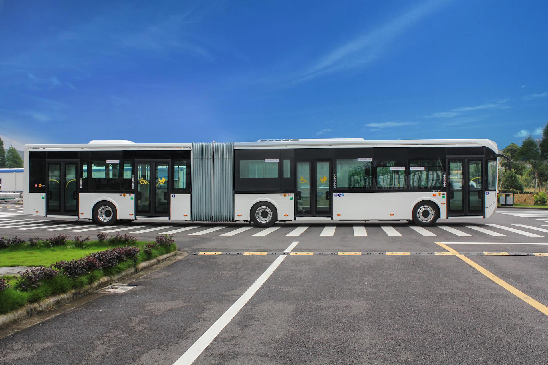 Elektrobus Technoma