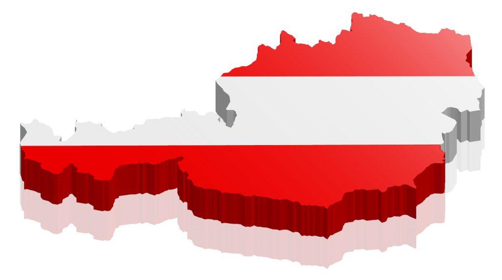 Oesterreich Logo 3D