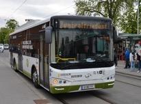 Chariot E-Bus Graz